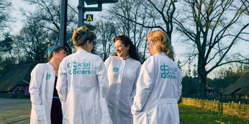 De Geboorte van de Social Marketing Doctors