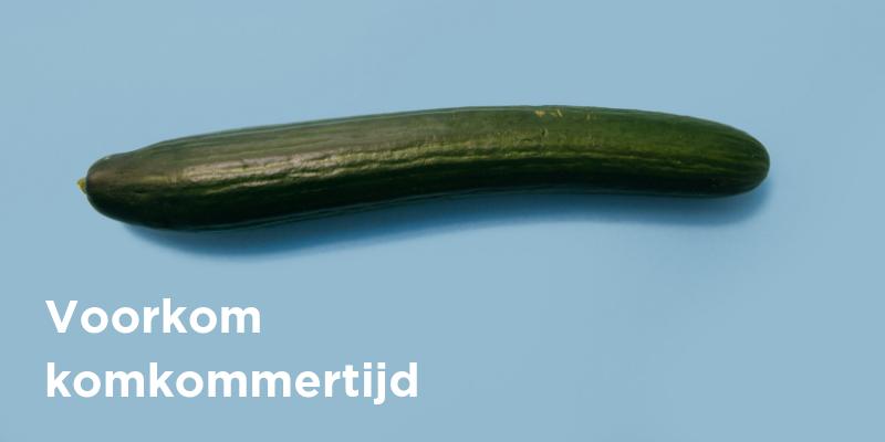 Voorkom komkommertijd met een slimme 5 stappen zomerstrategie