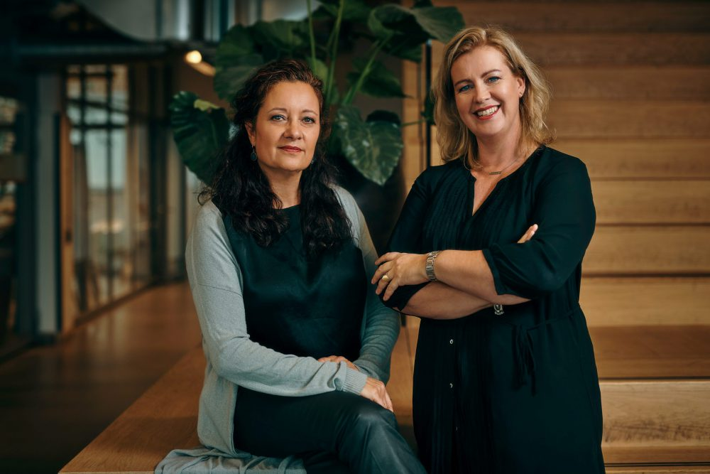 social marketing doctors Nicoline Maes en Nathaly van Grinsven